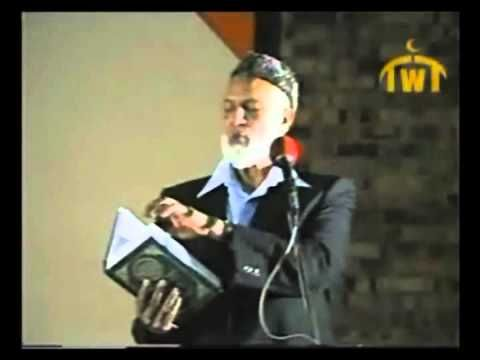 What the Bible says about Muhammad (PBUH) - by Sheikh Ahmed Deedat