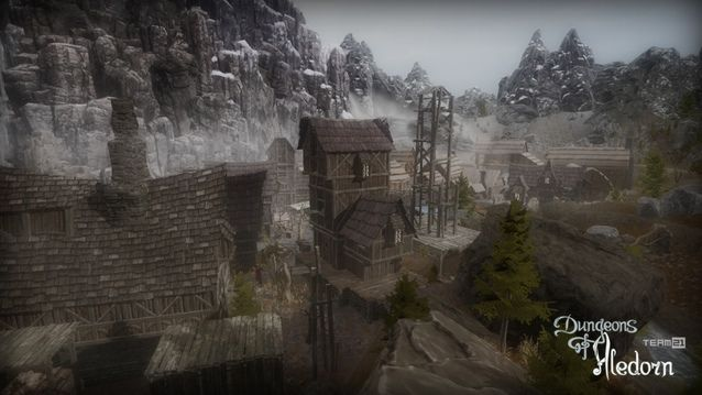 Cliquist - Dungeons of Aledorn Moves to the Unity 5 Engine, Looks Beautiful www.aledorn.com