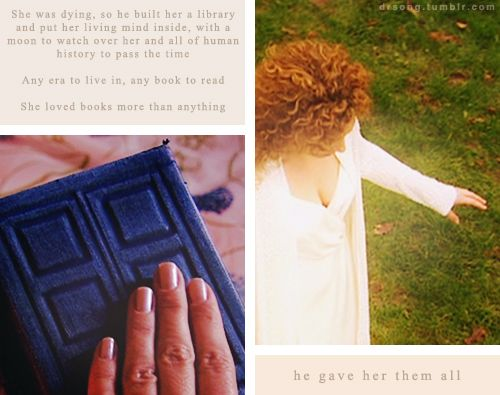Such a lovely thought...: The Doctors Who Exact, Beautiful Thoughts, Doctors Who Seasons 4, Doctorwho Riversong, Doctors Who Seasons 3, Book, Rivers Songs, Things, Rivers Doctors