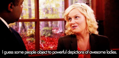 A Leslie Knope In A World Full Of Liz Lemons — Medium. I don't really like anyone speaking about Liz Lemon this way...but a good point.