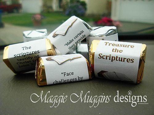 Treasure the Scriptures Treat | Flickr - Photo Sharing!