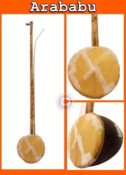53 Gambar Alat Musik Sulawesi Utara Paling Hist