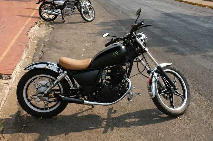 suzuki intruder bobber 125 bike pinterest bobbers and cars. Black Bedroom Furniture Sets. Home Design Ideas