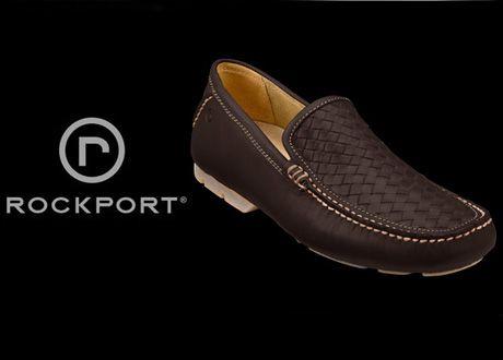 Save 50% or More On Men's Rockport Shoes!