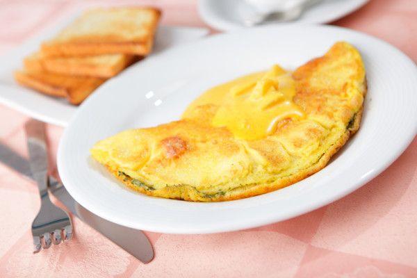Easy omelette via MyFamily.kiwi
