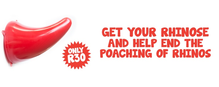 COMTEST SUPPORT Rhinose SAVE OUR RHINOS