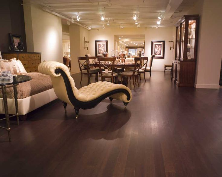 Best 25 dark bamboo flooring ideas on pinterest bamboo - Grey wood floors modern interior design ...