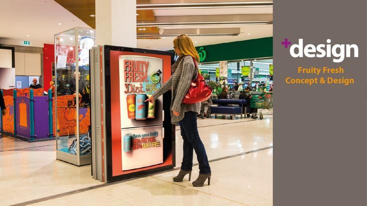 Cool store display