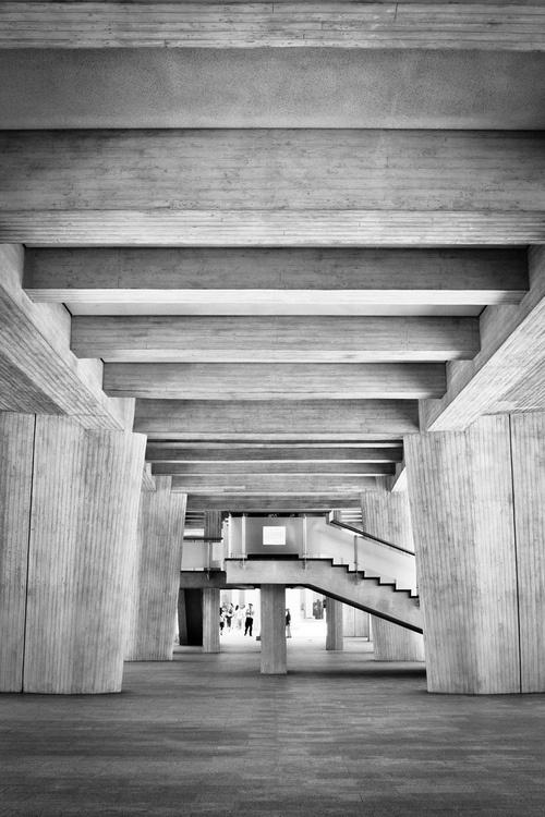 Hiroshima Peace Memorial Museum, By Kenzo Tange, Hiroshima, Japan