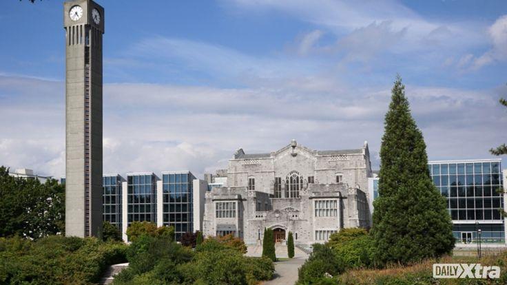 Pride flag burned at University of British Columbia