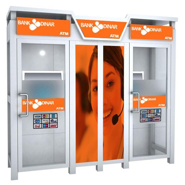 ATM Bank Dinar