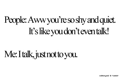 shy introvert teen | ... Quotes For Teenage Girls About Boys Tags: quiet. shy. me. teenage