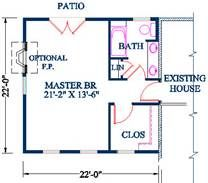 one room home addition plans - Bing Images