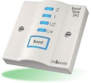 NEW TIMEGUARD TGBT4 BOOST TIMER SWITCH ENERGY SAVER | eBay