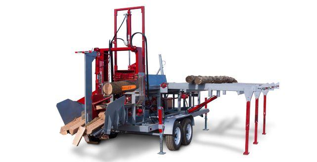 Firewood Processor   TW-PRO MX   Timberwolf Wood Processing Equipment