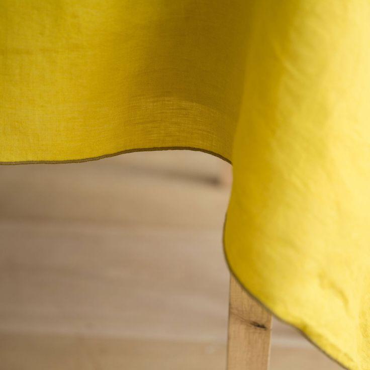 Verwassen Linnen Tafellaken en Servetten - Tafelkleden en servetten - Tafel   Zara Home Holland