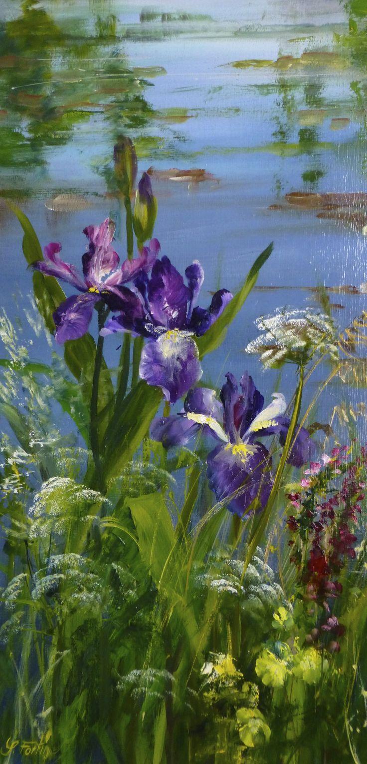 Iris de Sylvie Fortin