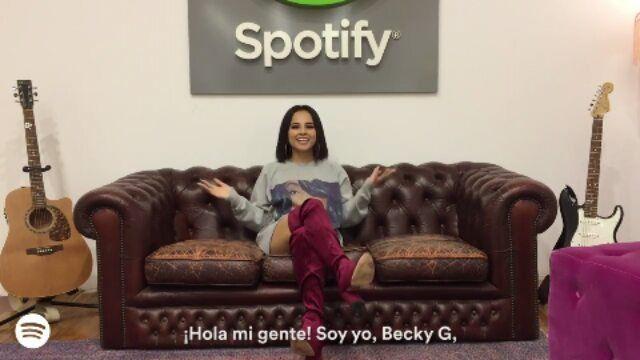 """""""Mi piace"""": 44, commenti: 1 - Becky G : Cantante, Actriz (@beckytalento) su Instagram: """"Publicado por (@spotifyspain) en Twitter: """"En la lista de Éxitos España aceptamos a gente de todas…"""""""