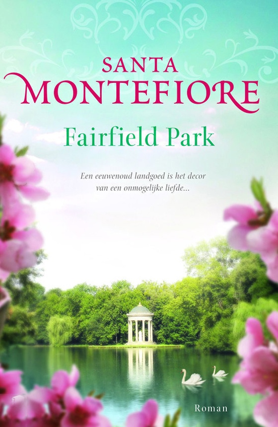 Fairfield Park  Santa Montefiore geweldig weer!