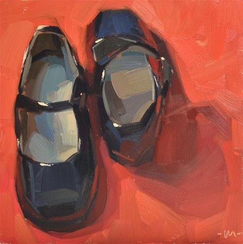 "Daily Paintworks - ""Microfashion"" - Original Fine Art for Sale - © Carol Marine"