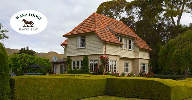 The Gate House at Mana Lodge