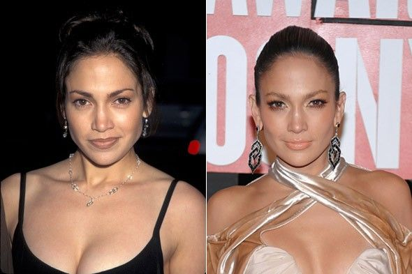 Have you ever wondered why celebrities just don't look quite like the rest of us?...(from StyleList.com)