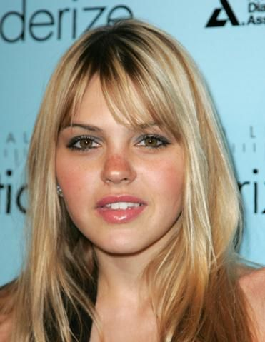 Aimee Teegarden -- Youth in bloom . . .