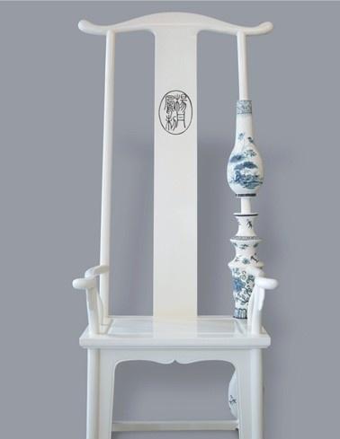 Vase Chair / xyzdesign.com