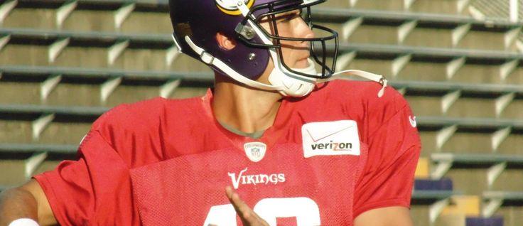 Matt Cassel to be starter for the Vikings this season | Vikings Edge
