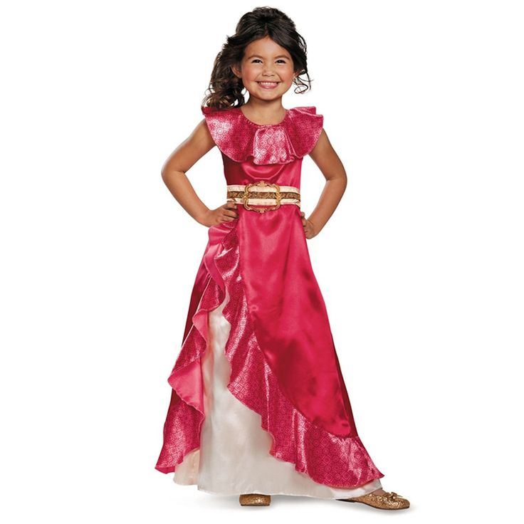Princess Elena of Avalor Costume - XS, S, M. Taxes and delivery included. Learn more at myscreenaddiction.com