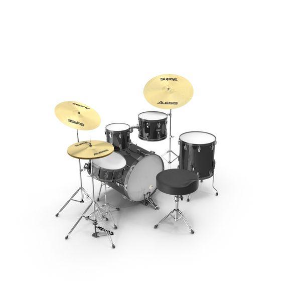 Drum Kit Png Images Psds For Download Pixelsquid S105814065 Drum Kits Png Images Drums