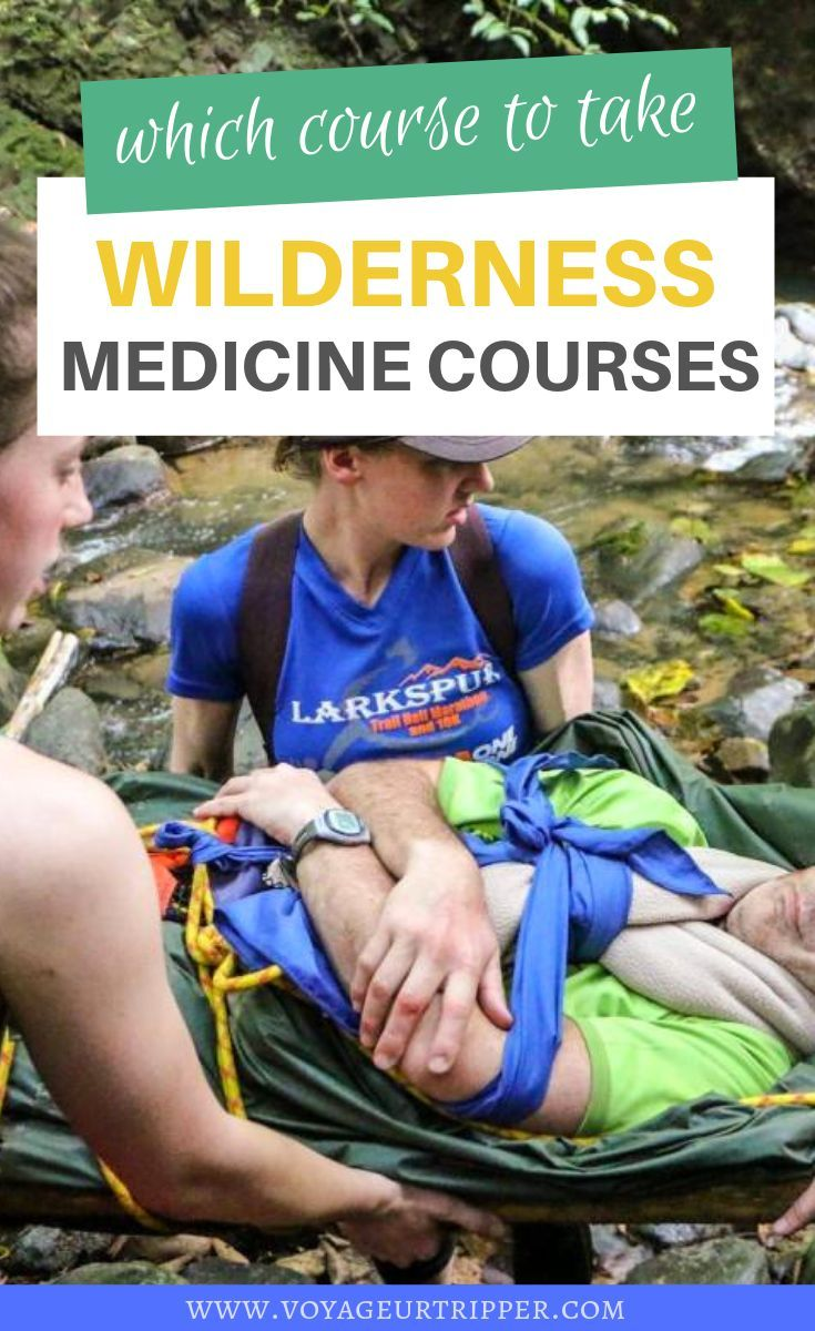 Which Wilderness Medicine Course should you take? | Outdoor