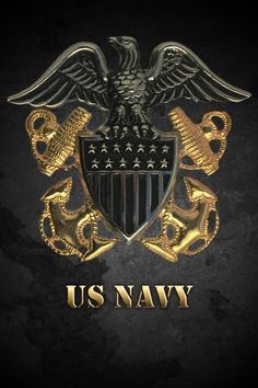 There was no good US Navy wallpapers for the iPhone so i made my own.