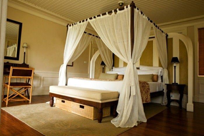 Die besten 25 himmelbett selber machen ideen auf pinterest kleinkind m dchen schlafzimmersets - Himmelbett selber bauen ...
