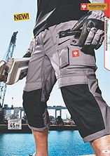 Work shorts/short work trousers by engelbert strauss