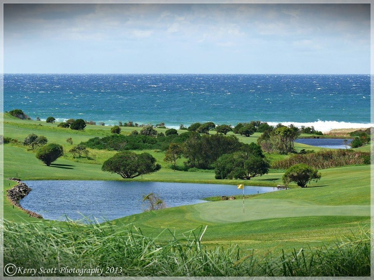 Gerringong Golf Course By The Ocean New South Wales