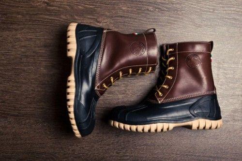 Diemme Duck Boots Fall/Winter 2011 | Por Homme - Men's Lifestyle, Fashion, Footwear and Culture Magazine