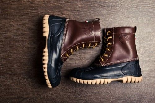 Diemme Duck Boots Fall/Winter 2011 | Por Homme - Men's Lifestyle, Fashion, Footwear and Culture Magazine