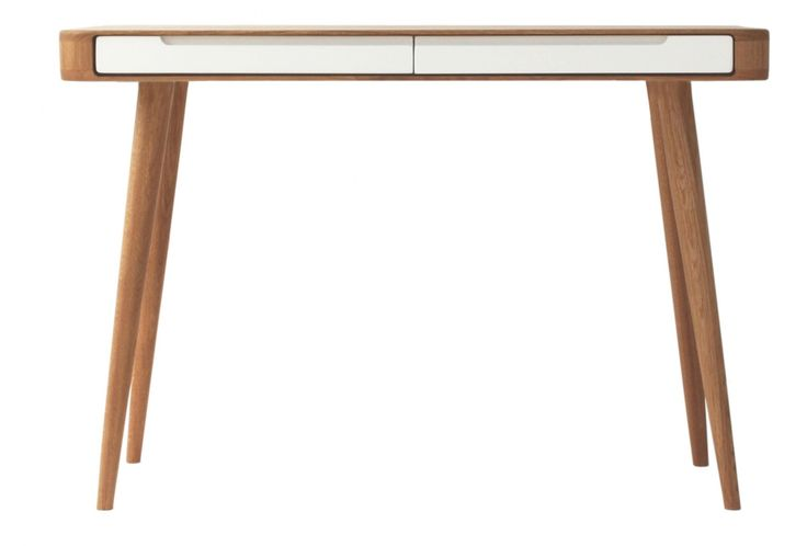 13 best schreibtisch schmal images on pinterest desks. Black Bedroom Furniture Sets. Home Design Ideas