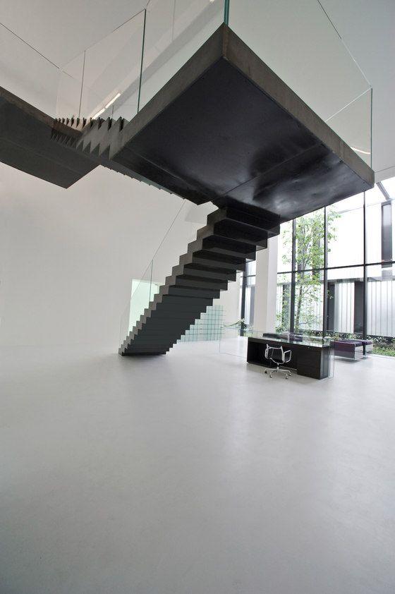 Glas Italia Headquarters designed by Lissoni Associati