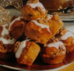 Cuochi per caso...o per forza!!: Muffin alle Noci e Fichi