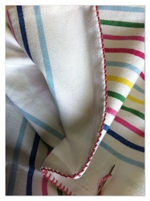 Sono veramente felice dell'interesse suscitato dai miei asciughini Ikea rifiniti con un bordo crochet!  Tante amiche e lettrici mi hanno ch...