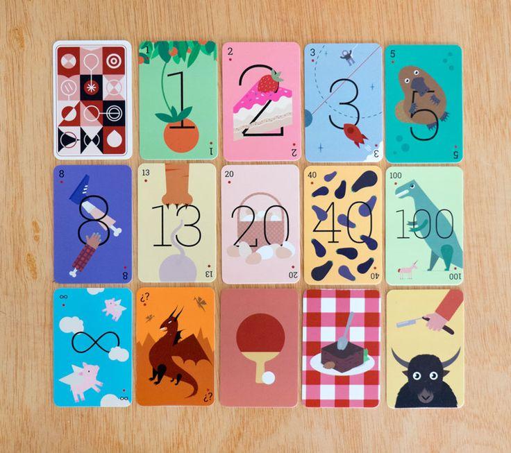 Scrum fun: Get Redbooth's planning poker cards! #scrum #agile