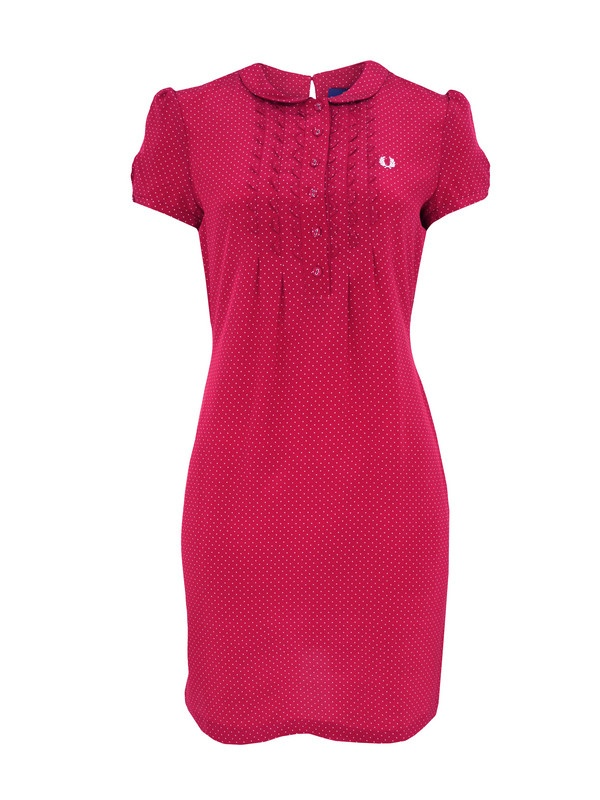 Fred perry red dress day aids