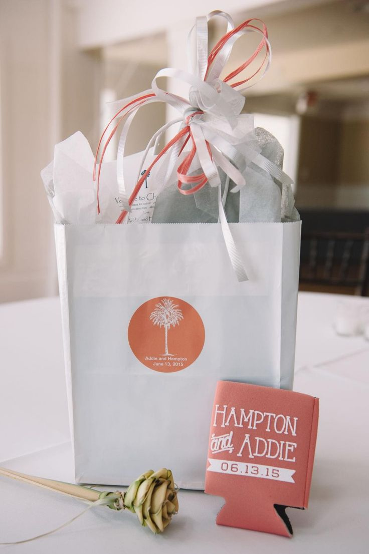 34 best Wedding Welcome Bags images on Pinterest | Wedding welcome ...