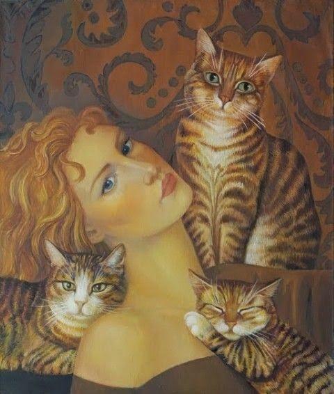 Arte-Poesía: Nelly Tsenova
