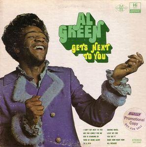 Al Green - Gets Next To You (Vinyl, LP, Album) at Discogs