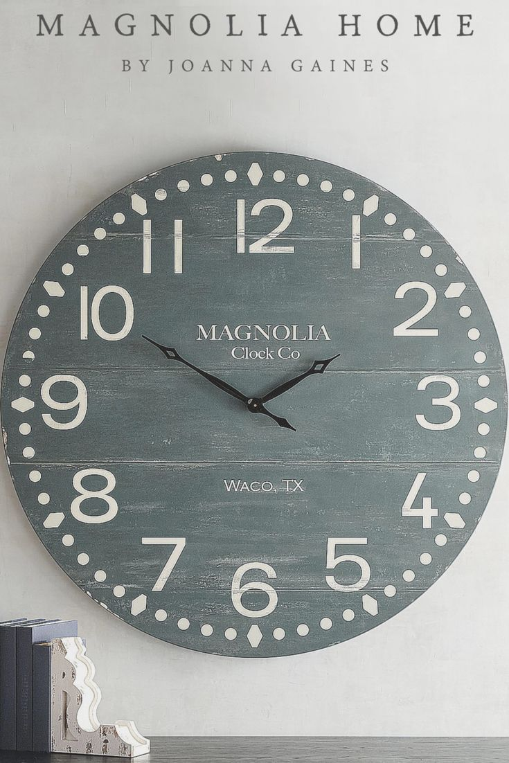 Best 20 Farmhouse Clocks Ideas On Pinterest Landing