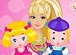 Barbie Twins Babysitter | Dress up games | Games for Girls | Monster High Games | Makeover games