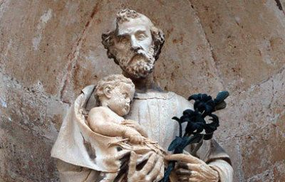 St. Joseph & The Mass -- the story behind Pope Francis' recent change